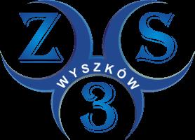 logo Zespołu Szkół Nr 3 im. Jana Kochanowskiego w Wyszkowie