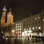 Niezwykłe miejsca w Polsce -Oświęcim, Kraków, Łagiewniki, Wieliczka- trzydniowa wycieczka maturzystów ( kl. III LOL, IV TE i IV TI).