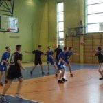 Rywalizacja szkół średnich w koszykówce 2017/2018