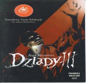"""""""Dziady"""" cz. III"""