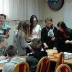 Spotkanie młodzieży z przedstawicielami Wyższej Szkoły Inżynierii i Zdrowia w Warszawie