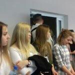 Wizyta edukacyjna w Urzędzie Miasta w Wyszkowie
