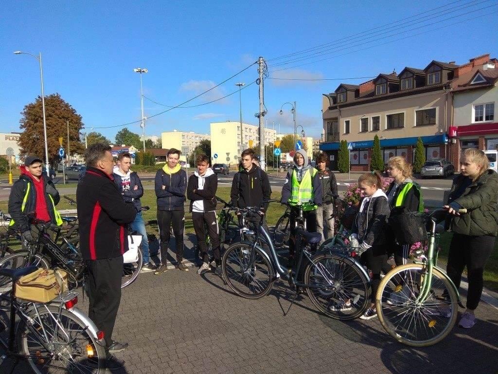 Rajd rowerowy w 80 rocznicę wybuchu II wojny światowej oraz wydarzeń wrześniowych na ziemi wyszkowskiej