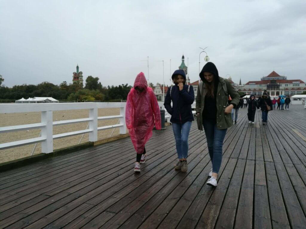 Wycieczka do Szwecji klas 3LOI, 3LOL, 2LOZ, 2LOL