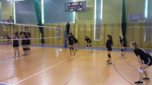 Sprawozdanie z zawodów szkolnych – piłka siatkowa dziewcząt