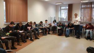 Warsztaty z technik uczenia się w Warszawskiej Wyższej Szkole Informatyki