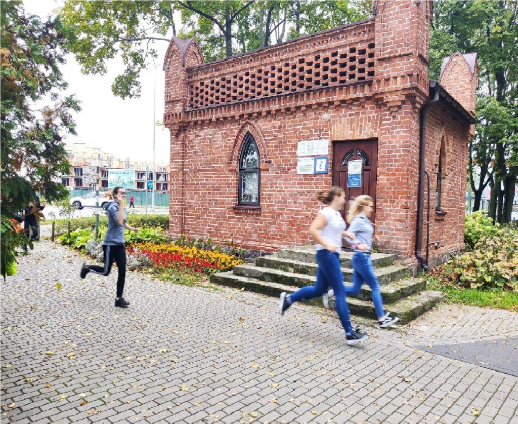 Śladami historii Wyszkowa – gra miejska