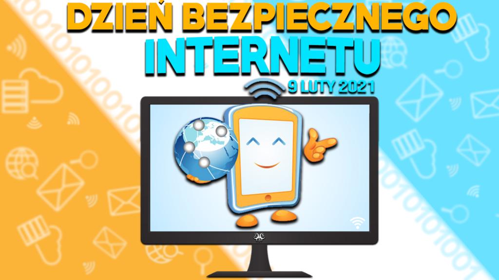 Dzień Bezpiecznego Internetu 2021 w ZS3 - ogłoszenie wyników konkursu.